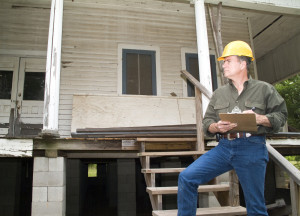 A picture of a home inspector Anthony Mancuso