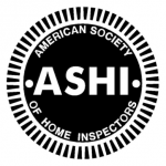A picture of the American Society of Home Inspectors logo