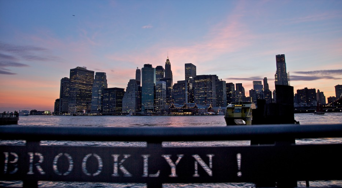 A picture of brooklyn